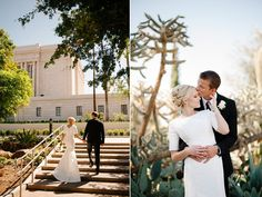 wedding photos at the mesa lds temple by Brooke Schultz http://brookeschultzphotography.com