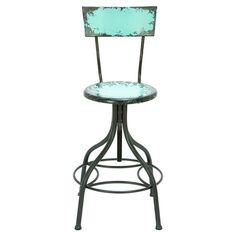 Bring eye-catching style to your home decor with this charming design, artfully crafted for lasting appeal.Product: Barstool...
