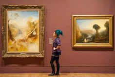 Turner Painting, Night At The Museum, Tate Britain, September 2014, This Is Us, Culture, Magazine, London, Facebook