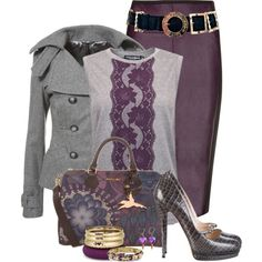 """""""Bangles & Buckles"""" by eilselrenrag on Polyvore"""