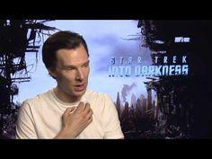 Benedict Cumberbatchs Star Trek Into Darkness Interview - Celebs.com