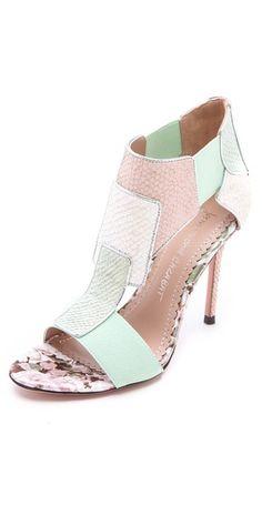 Jean-Michel Cazabat Octavia T Strap Sandals   SHOPBOP