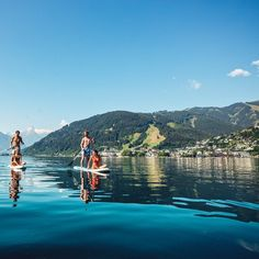 Zell Am See, Salzburg, Motocross, Vacation Ideas, Adventure, Summer, Kaprun, Porches, Tourism