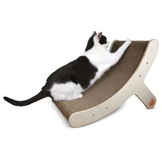 Fab.com   Mod Cat Sleeping & Scratching