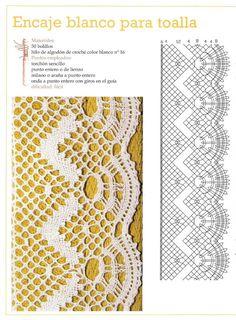 (96) Одноклассники Crochet Pillow Patterns Free, Crochet Edging Patterns, Bobbin Lace Patterns, Crochet Borders, Hairpin Lace Crochet, Crochet Yarn, Crochet Hooks, Crochet Heart Blanket, Bobbin Lacemaking