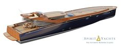 The P100 Spirit Powerboat | SuperYacht Times