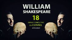 18 obras en español de William Shakespeare