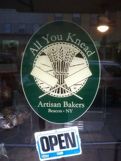 All You Knead - an artisan bakery spotted by Gary C. in Beacon, NY
