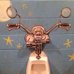 Crazy toilet in Missouri