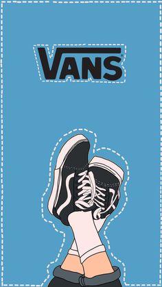 Cool Vans Wallpapers, Iphone Wallpaper Vans, Sneakers Wallpaper, Iphone Background Wallpaper, Aesthetic Iphone Wallpaper, Galaxy Wallpaper, Cartoon Wallpaper, Cool Wallpaper, Aesthetic Wallpapers