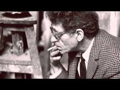 Alberto Giacometti's Portrait of James Lord - YouTube