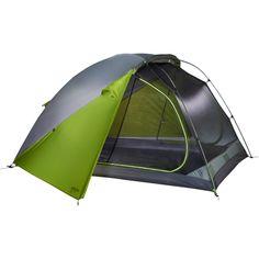 Kelty TN 3P - Silnylon Rainfly, DAC Press-Fit Aluminum Poles, No-See-Um-Mesh walls. A Stargazer's dream tent.