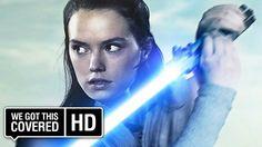 """STAR WARS: THE LAST JEDI """"British Film Institute"""" Featurette [HD] Daisy ..."""