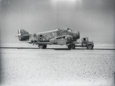 SM-79 recovery ITALY AIR FORCE ( ETHIOPYA DESERT )