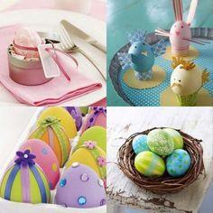Regali di Pasqua fai da te - Lavoretti e uova fai da te