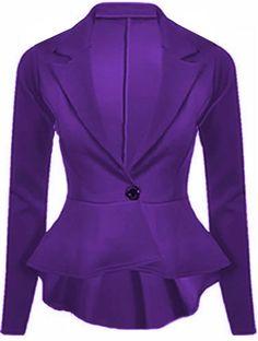 90s Windbreaker Navy blue Periwinkle Magenta Purple Jacket Coat ...
