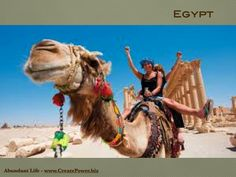 Exotic and luxurious holiday and honeymoon locations - Egypt