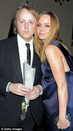 Sibling rivalry: James admits to sometimes feeling jealous of his sister Stella's success.  Stella McCartney's Fall 2012 Presentation Event James McCartney, Stella McCartney
