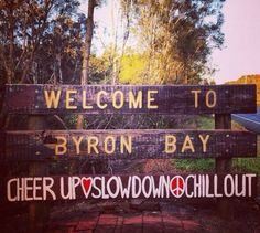 Welcome to Byron