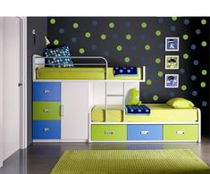 Fancy Space Saving Bunk Bed Design Inspiration With Small Closet Under Loft Bed And Two Steps Ladder For Small Kids Room Design Solution Fascinate Bunk Beds For Small Children With A Space Saving Conce Toddler Bunk Beds, Bunk Beds For Boys Room, Childrens Bunk Beds, Bunk Beds Boys, Beds For Small Spaces, Childrens Bedroom Furniture, Bunk Beds With Stairs, Kid Beds, Kids Bedroom