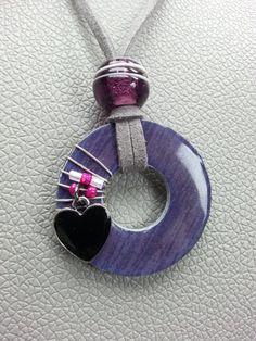 Washer Necklace Idea