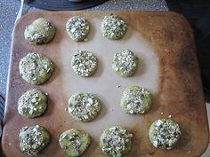 Hundekeks Kürbiskern – Bilder und Rezept auf Tinas Küche