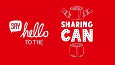 可口可乐创意分享瓶《一式两份》