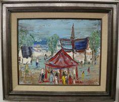 germaine brus - Google zoeken Fauvism, Antwerp, Impressionism, Still Life, Portrait, Canvas, Google, Painting, Color