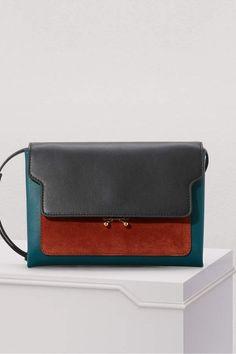 733bc9a60f1cf1 Marni Small Leather Purse #smallleatherpurse #women'ssmallleatherpurses  Leather Clutch Bags, Leather Purses