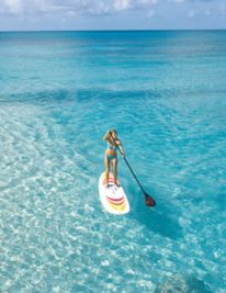 ANY place that we can Stand up paddle surf! Beach Girls, Beach Bum, Bora Bora, The Places Youll Go, Places To See, Sup Stand Up Paddle, Paddle Boat, Sup Boards, Outdoors