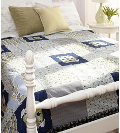 Duvet Quilting Project, finish a pieced quilt top as a duvet cover instead of layering it with batting