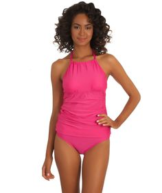 Tankini Top | Support Swimwear | Cupsize Swimwear | 2014 Athena Swim