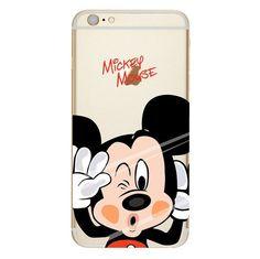 Mickey Minnie Phone Case