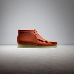 Kick Off, Tip Off, But Slip-On: Clarks Originals Horween Leather Wallabees