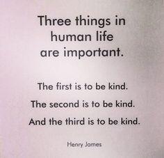 A Kind Henry James S