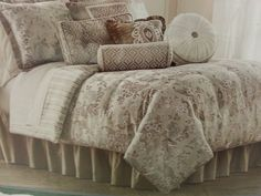 Waterford Ella Cal King Comforter Set -- Awesome products selected by Anna Churchill