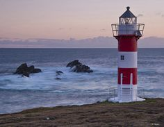 Green Point lighthouse, New Found Land