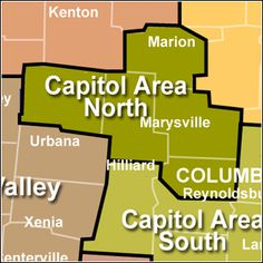 Our District - Capitol Area North