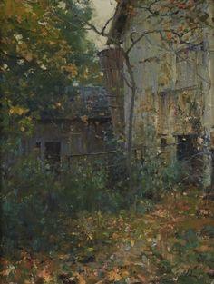 Richard Alan Schmid, Outside the Barn