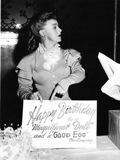 Happy 103rd Birthday Ginger Rogers!!! <3