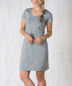 Embody street-chic style in this sporty-cool dress boasting a relaxed fit and drawcord. A supple organic cotton blend delivers all-day comfort. Ash Leaf, Toad And Co, Street Chic, Nice Dresses, Organic Cotton, Short Sleeve Dresses, Shirt Dress, Casual, Clothes