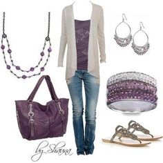 Outfits to be inspired by