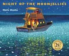 Night of the Moonjellies by Mark Shasha, Oct 2017. 25th Anniversary Edition