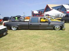 Dually Trucks, Gm Trucks, Chevy Trucks, Silverado 3500, Monster Trucks, Low Life, Slammed, Vehicles, Eye Candy