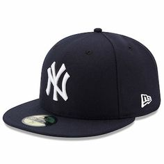 newest 941eb 9cf7f New York Yankees New Era Game Authentic Collection On-Field 59FIFTY Fitted  Hat - Navy