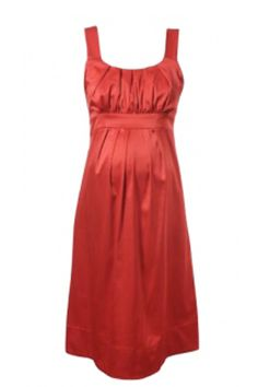 Maternity Dress for Christmas Dressy Maternity Clothes Maternity Clothes Online, Designer Maternity Clothes, Maternity Bridesmaid Dresses, Maternity Dress Outfits, Maternity Evening Wear, Maternity Wear, Red Satin Dress, Satin Dresses, Holiday Outfits
