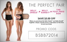 Belly Bandit Helps Shrink and Tighten and Control Your Belly website