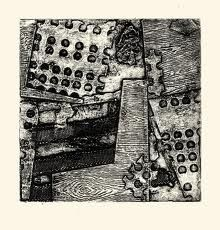 shine brite zamorano: collawhat? collagraph. Texture Lesson Plan This is for younger students but can easily be tweaked for middle school.