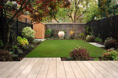 Small Back Gardens, Small Courtyard Gardens, Small Backyard Gardens, Small Backyard Landscaping, Outdoor Gardens, Small Back Garden Ideas, Backyard Ideas, Backyard Pools, Landscaping Ideas