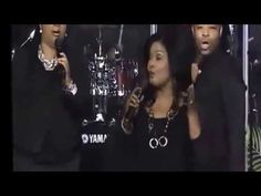 CeCe Winans - LIVE in Concert - YouTube
